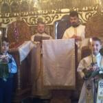 Vecernia din Duminica Pastilor