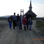 la manastirea Chiajna cu VI B 005